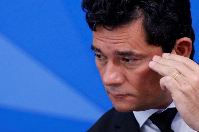 ministro Sérgio Moro se demite