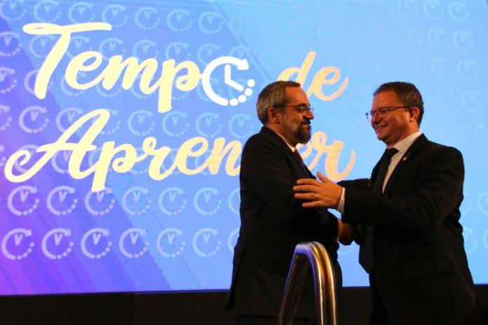 Weintraub e Carlos Nadalim
