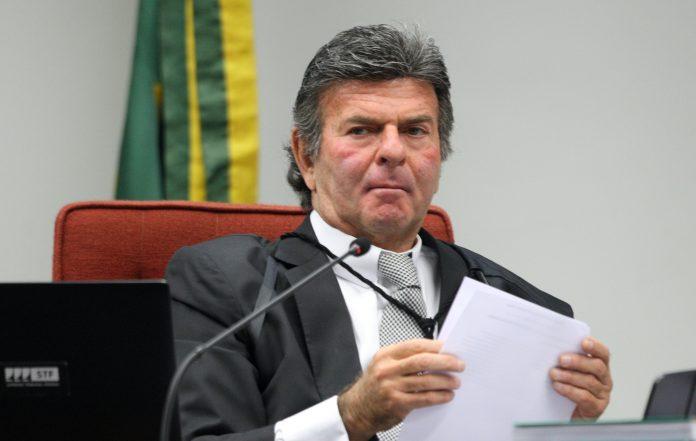 ministro do STF Luiz Fux